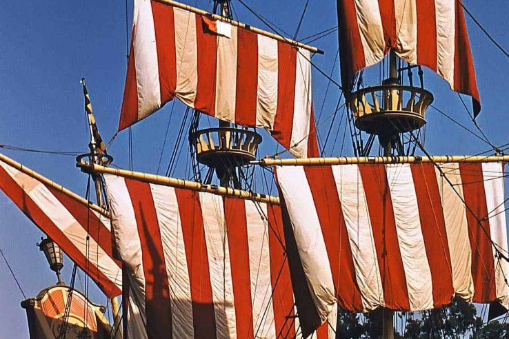 Building a Pirate Ship with Your Children