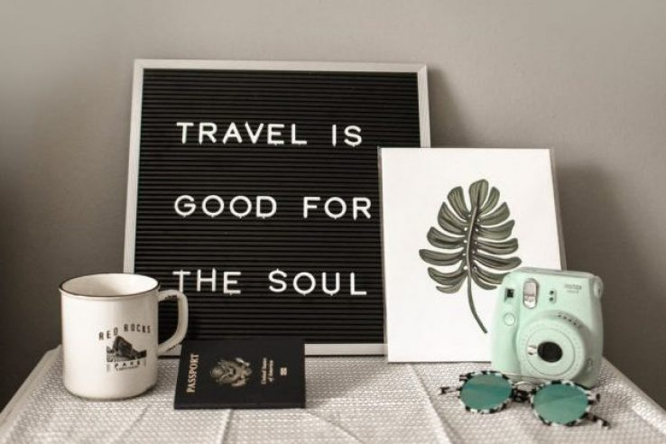 Life Lessons from Travel Tips